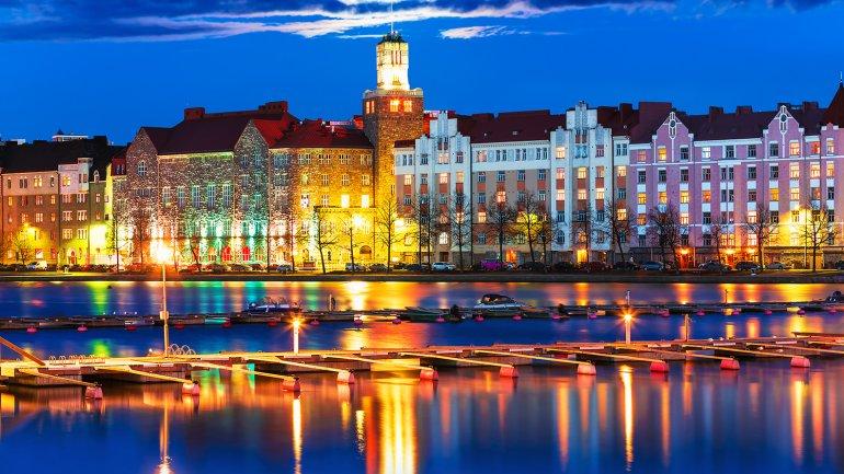 Helsinki ciudad amigable