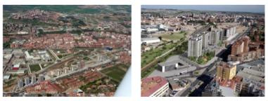 PROYECTO en desarrollo DE LA CIUDAD DE LA COMUNICACIÓN DE VALLADOLID 1999-2008.