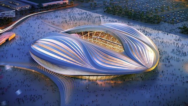 Estadio Al Wakrah (Qatar)