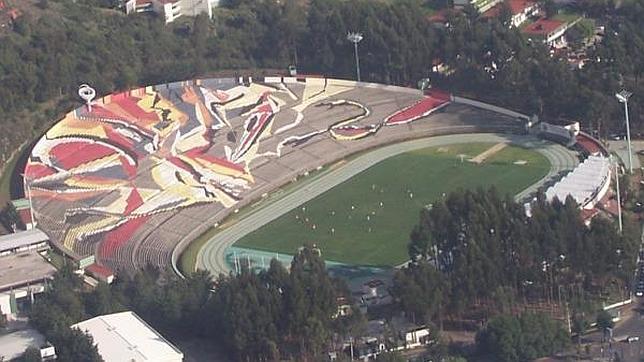 Estadio Universitario Alberto «Chivo» Córdoba (México)
