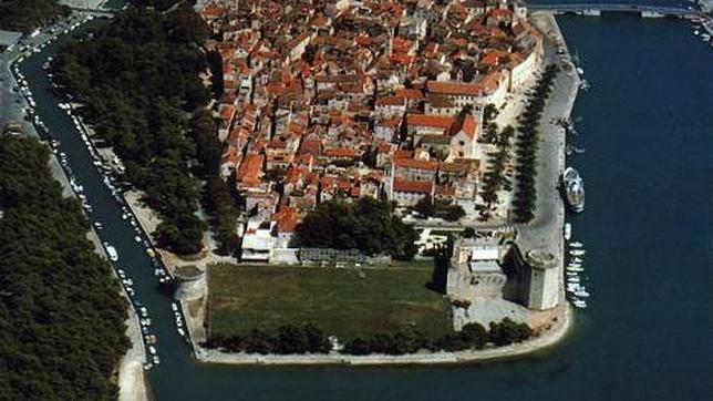 Estadio Batarija (Croacia)