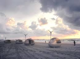 """Casas del futuro """" Eco-cápsulas"""""""