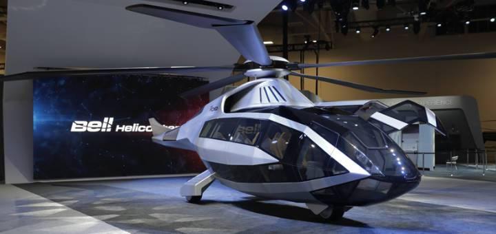 FCX-001: La nueva evolución enhelicópteros