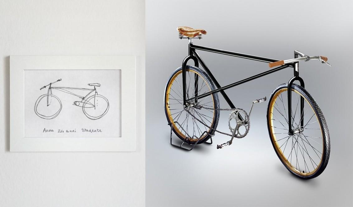 Las fotos que demuestran que casi nadie en el mundo sabe dibujar una bicicleta dememoria
