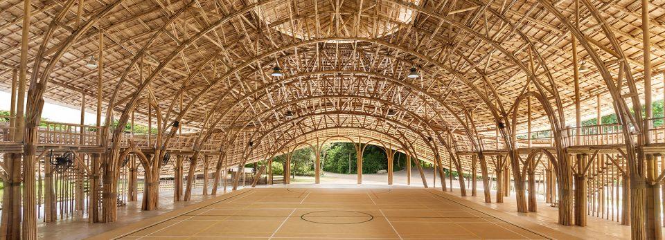 Bold Bamboo: 8 Dramatic Organic Structures by Chiangmai LifeArchitects