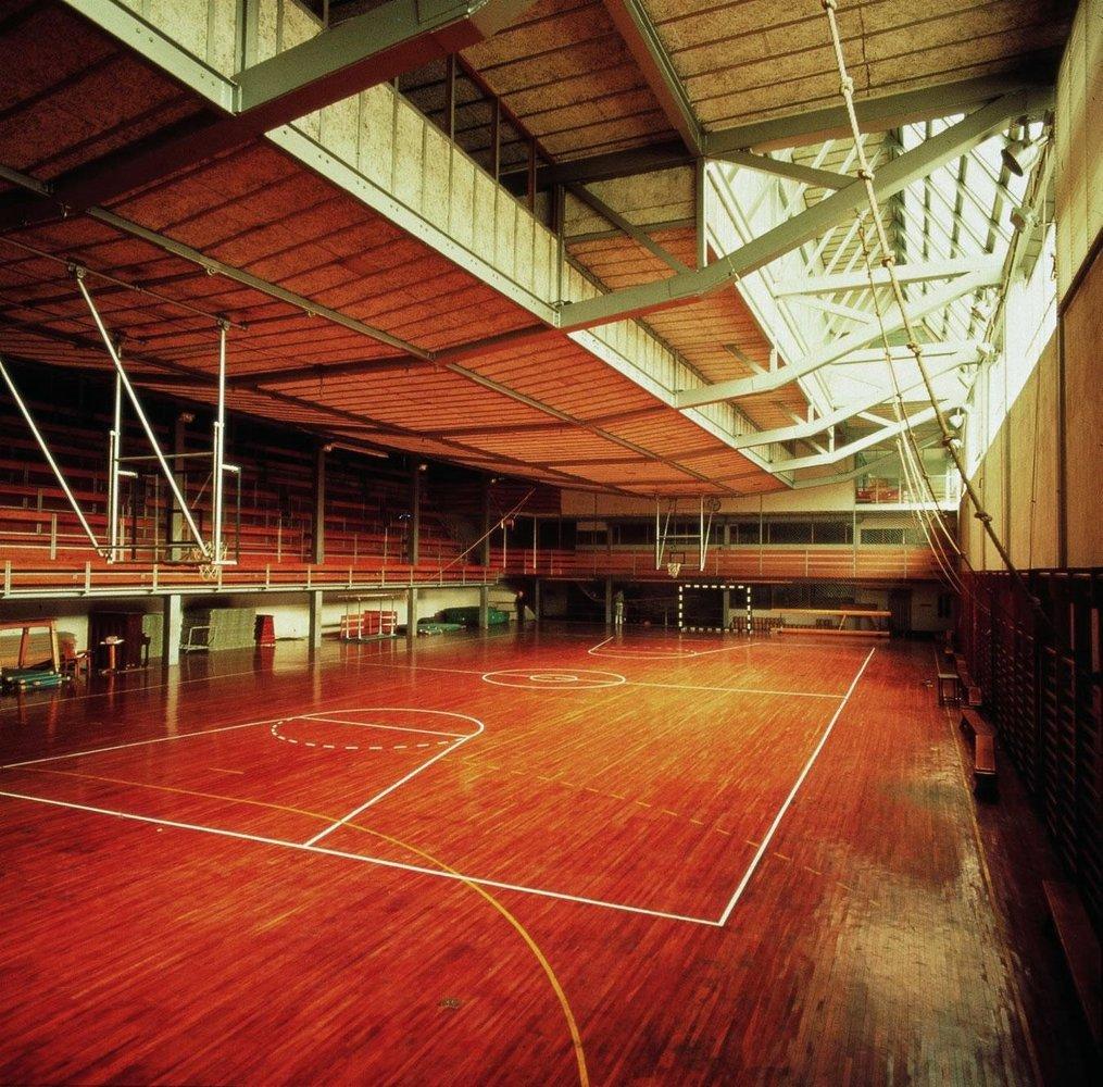 Diseñado por Alejandro de la Sota, gimnasio Maravillas es declarado Bien de Interés Cultural enEspaña