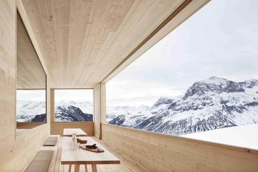 15 Increíbles obras de arquitectura en lamontaña