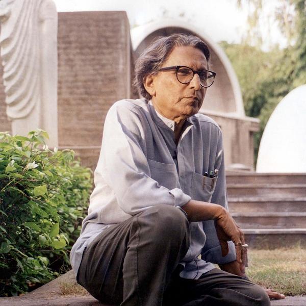 Premio Pritzker 2018 para el arquitecto indio BalkrishnaDoshi