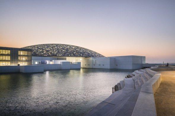 La cúpula del Louvre Abu Dabi: hazaña deingeniería